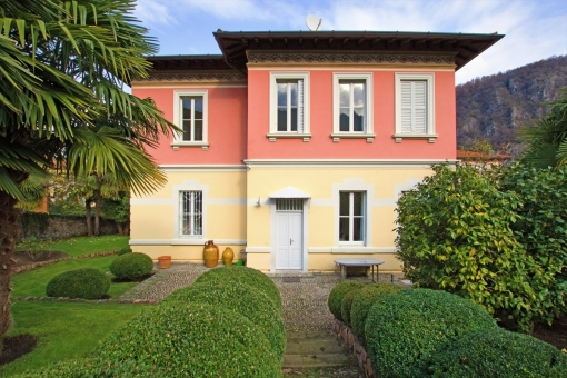 house in Varese