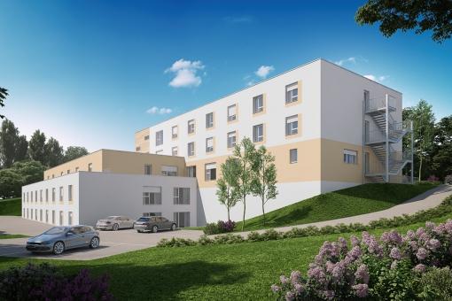 Wohnung in Bayreuth Stadt