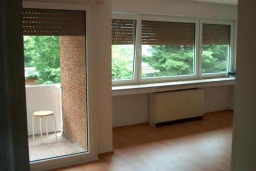 Modernes Appartement mit herrlichem Grünblick in ruhiger Lage von Ratingen-Hösel