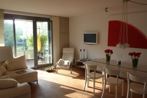 apartment in Düsseldorf Pempelfort
