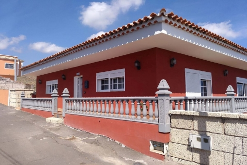 house in Charco del Pino