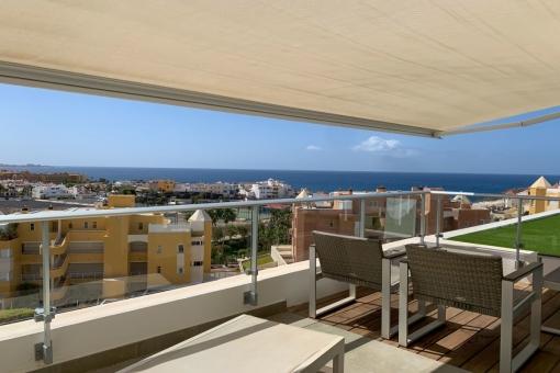 Wohnung in La Caleta