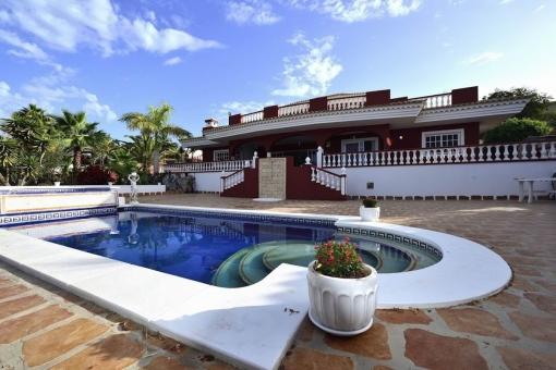 Haus in Playa Paraíso