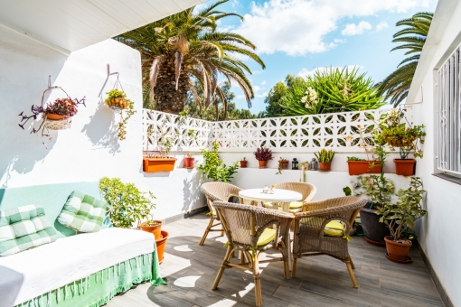 apartment in Costa del Silencio