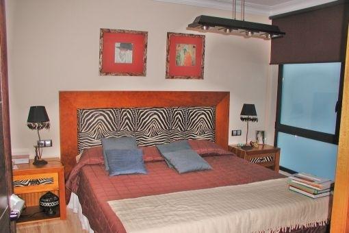 Tenerife-Santa_Ursula-Schlafzimmer-Einbauschrank-villa