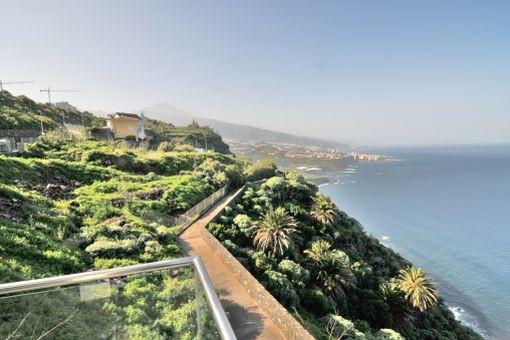 Villa-Terrasse-Teide-Santa_Ursula-Teneriffa-Meerblick