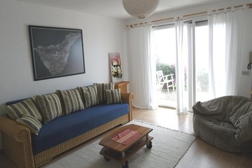 Weiteres Gästezimmer mit eigener Terrasse