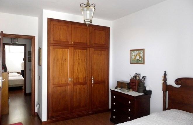 Beautiful built-in wardrobes in the bedrooms