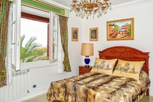 Die Villa bietet 5 Schlafzimmer