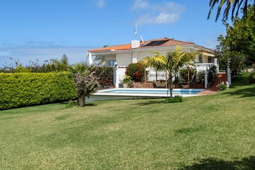 house in El Sauzal