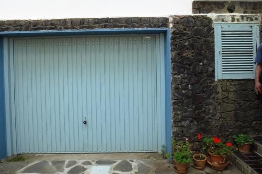 Second garage