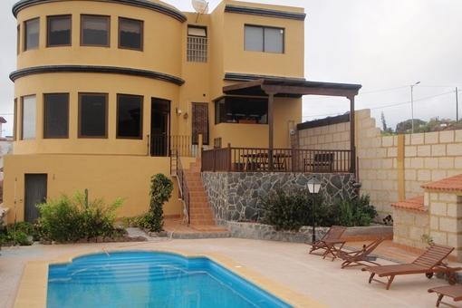 villa in Tijoco Bajo