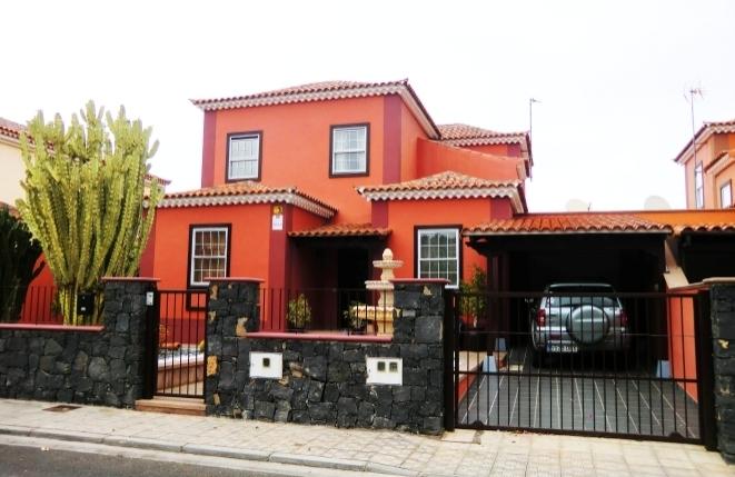 villa in Tegueste