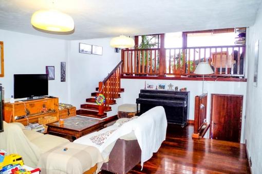 house in La Tejita