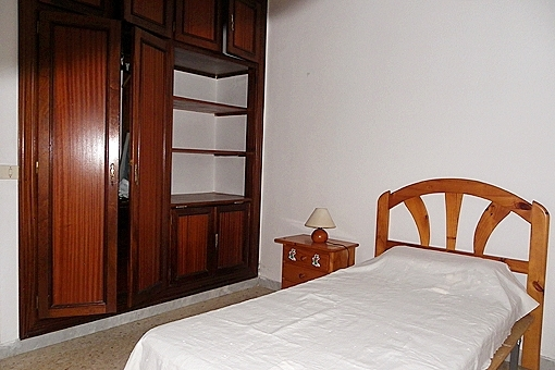 Another bedroom with nice wardrobe