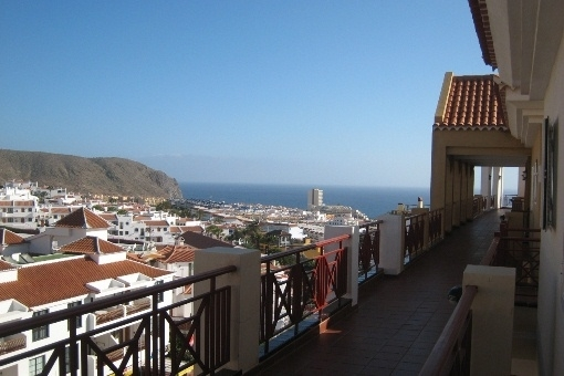 Wohnung in Los Cristianos