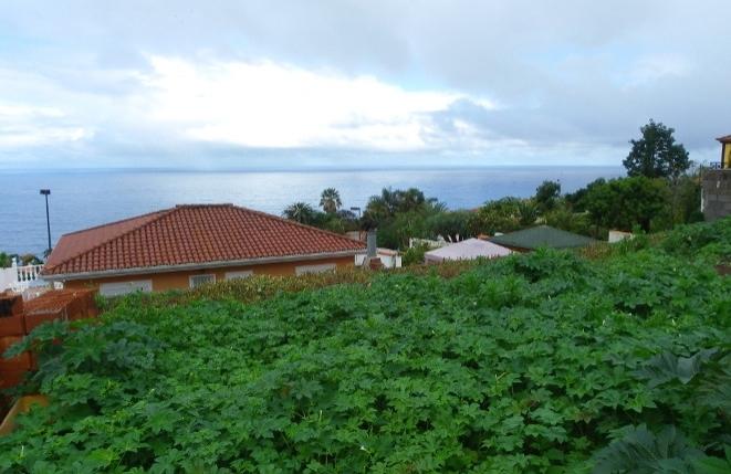 Grundstück in El Sauzal
