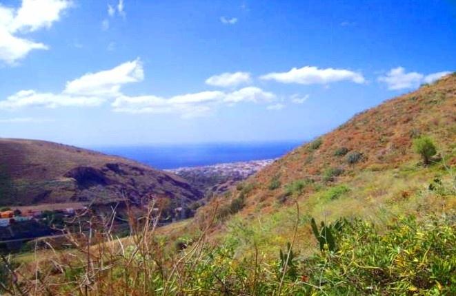 plot in San Cristóbal de la Laguna