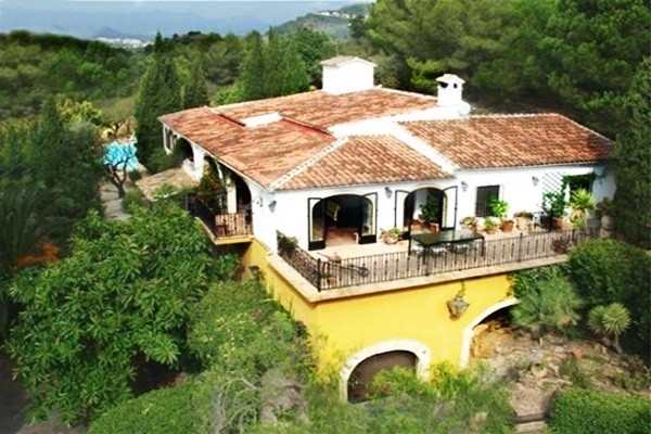 villa in Dénia / Jesús Pobre