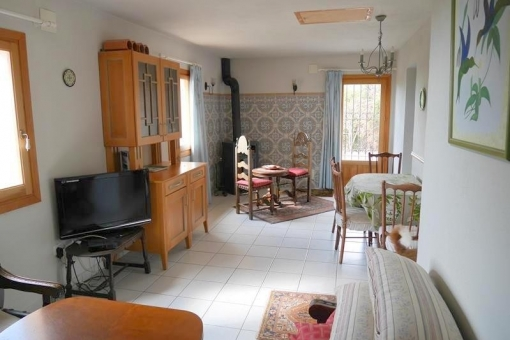guesthouse - livingroom