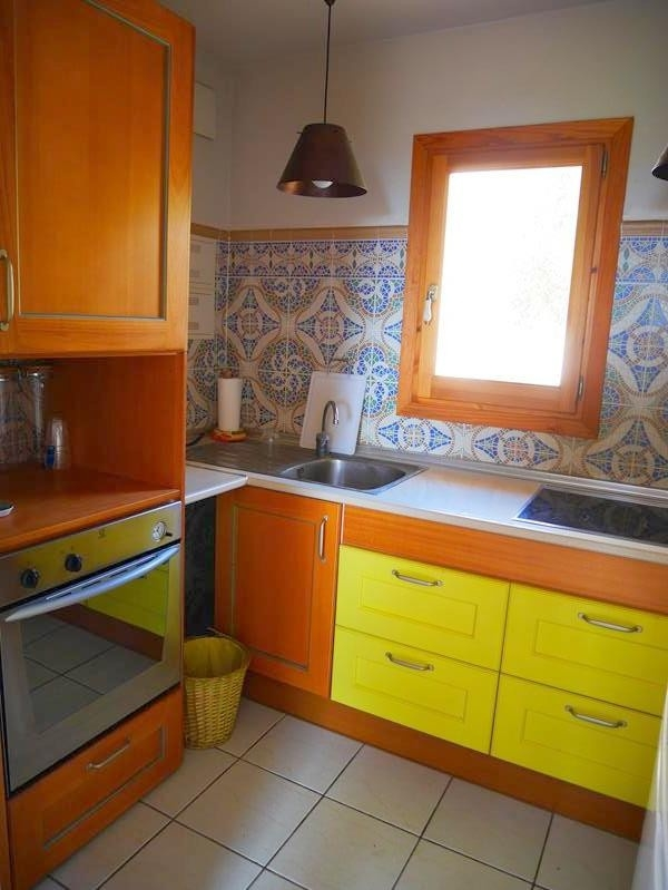 guesthouse - kitchen