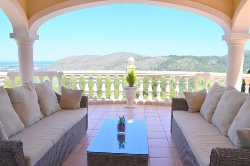 Villa, La Sella Golf