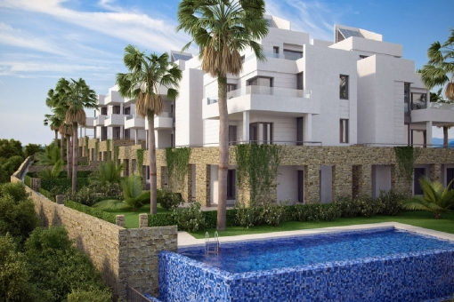 apartment in Orihuela / Dehesa de Campoamor