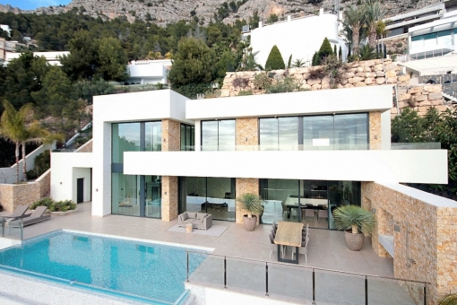 villa in Altea