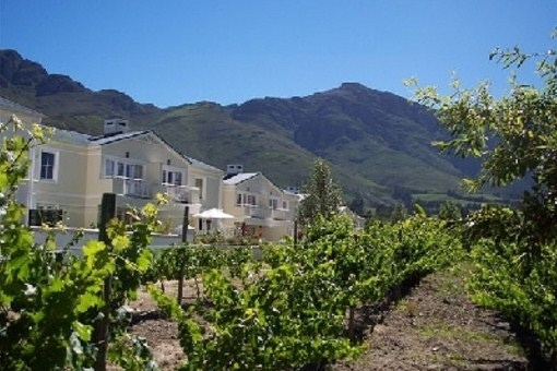 apartment in Franschhoek
